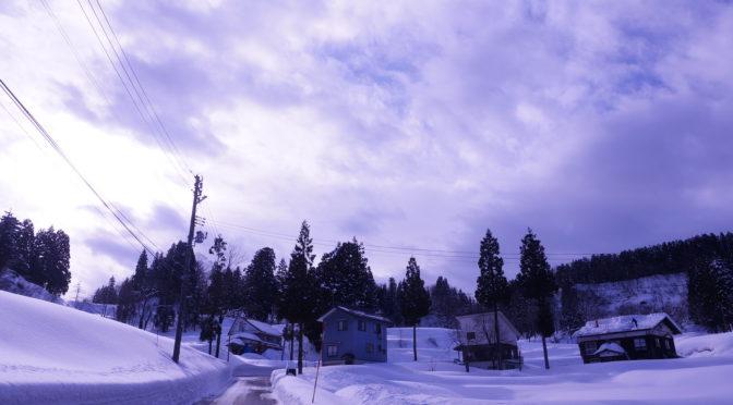 【冬のとある日】