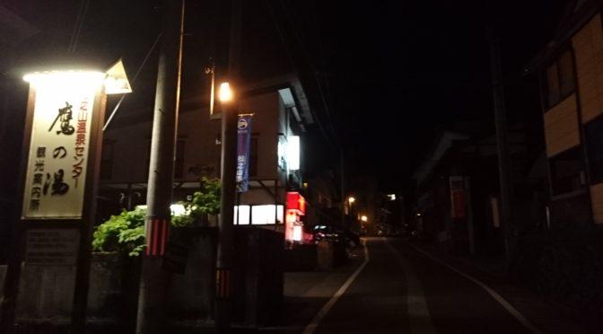 【松之山カラー~帰り道~】
