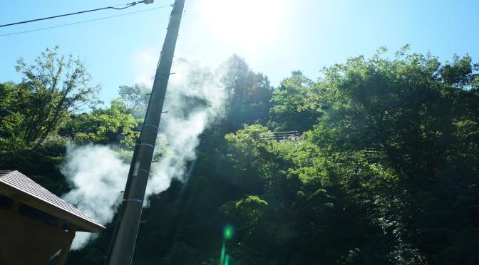松之山温泉と 〜JAZZストリートの朝〜