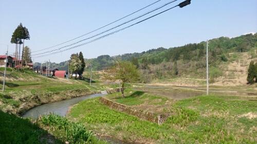 お気に入りの風景〜松之山の四季〜