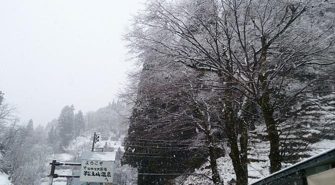 松之山カラー 〜雪色の里〜
